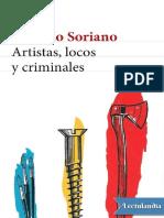 Artistas Locos y Criminales Osvaldo Soriano