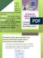 ACCIÓN DE HÁBEAS DATA EN EL PERÚ.pptx