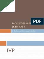Radiologi Nefrourinary Skills Lab 1 2015