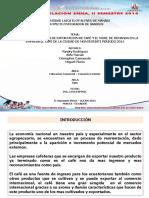Analisis de Las Normas de Exportacion de Café y El Nivel de Demanda en La Empresa El Café de La Ciudad de Montecristi Periodo 2014