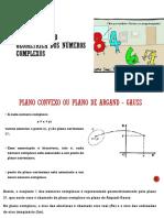 Representação Geométrica Dos Números Complexos