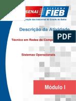 TDP06 - Atualização S.O