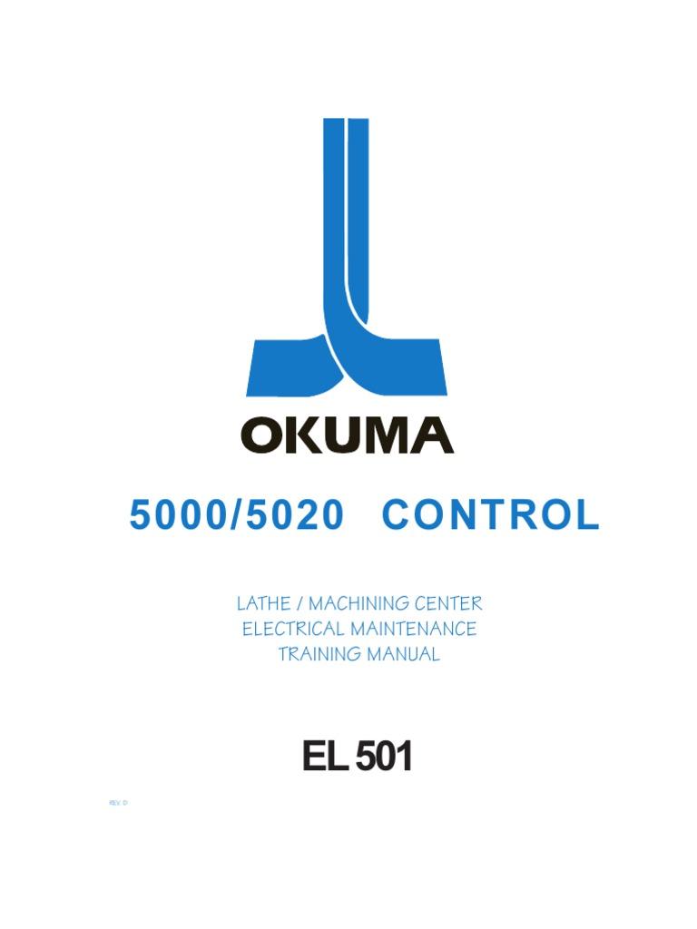 50 ft RS232 Cable For Okuma 5020 MILL CNC DNC