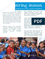 Save the Girl Child Report Summary