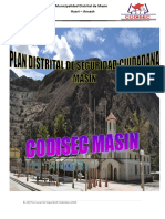 Plan Local Codisec- Masin