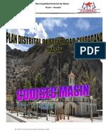 Plan Local Codisec- Masin