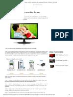 Como Limpar a Tela Do Monitor Do Seu Computador _ Dicas e Tutoriais _ TechTudo
