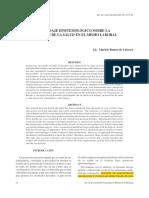 Abordaje Epistemologico Salud Medio Laboral Ramos-cabrera