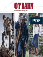 BOOT Boot Barn Investor Presentation ICR January 2018