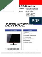 Samsung+Monitor+TFT-LCD+T220+T220G+T220N+T220GN+T200+T200G+T200N+T200GN