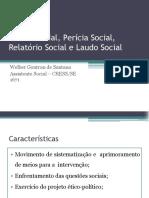 Estudo Social Pera CIA Social Relata Rio Social
