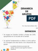 Dinamica de Grupos