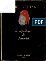 La Republique de Joinovici