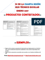 Productos 4 Cte