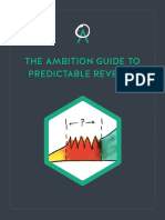 Ambition Predictable Revenue Guide