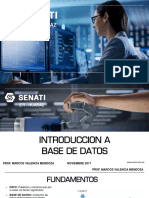Introduccion a Base de Datos