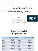 Narrative Writing for Pmr