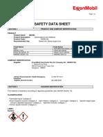 MSDS ExxonMobil.pdf