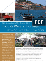 Food and Wine in Portugal