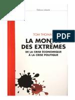 Tom Thomas - La Montée Des Extrêmes (2013)