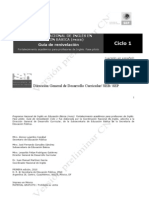 4. Guía de re-nivelación español