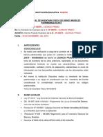 Anexo 14 - Informe Final Del Invetario Fisico de Bienes Muebles Patrimoniales 2016 (Modelo)
