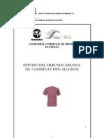 Estudio de Mercado Camisas