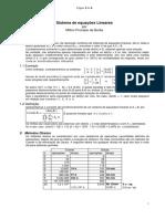 Sistemas de Equacoes Lineares_4pp