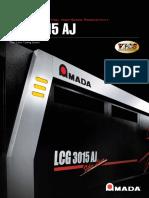 Amada laser cutting LCG_3015_AJ