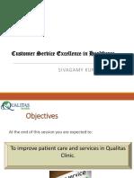 Custometr Service