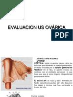 Práctica 4 - Ecografía de Ovarios