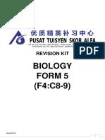 Bio Revision Kit