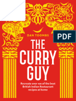 The Curry Guy Dan Toombs
