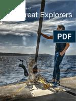 In the Footsteps of the Great Explorers - Maarten Schäfer