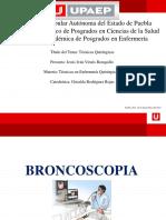 Broncoscopia y Rinoplatia, Exposicion