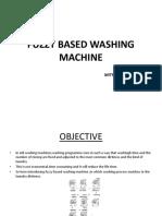 Fuzzy Based Washing Machine