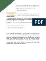 Código Afrodite PDF DOWNLOAD GRATIS