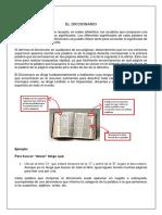 El Diccionario Char