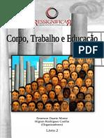 Livro 2 Ressignificar Corpo Trabalho Educação