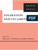 Waldron and Williams Toleration and Its Limits.pdf