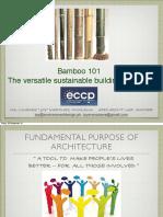 Bamboo 101-Philippine Bamboo Species
