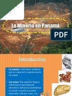 La Minería en Panamá