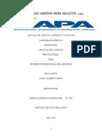 Trabajo Final Deontología Jurídica Filiberto Arias