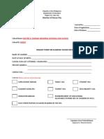 Registrar Form 1-6,17 -Cleany