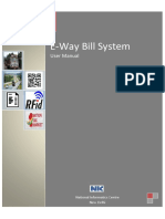 E-way Bill User Manual