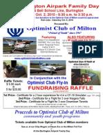 Optimist Club of Milton Airpark Fly-In