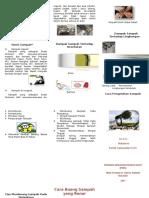 Leaflet Sampah 1