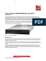 Lenovo System x3650 M5 (Machine Type 8871) Product Guide