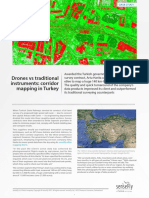Case Study Corridor Mapping Turkey