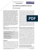 Neurobiology of disease Understanding the role of TDP-43 and FUS TLS in ALS and beyond.pdf